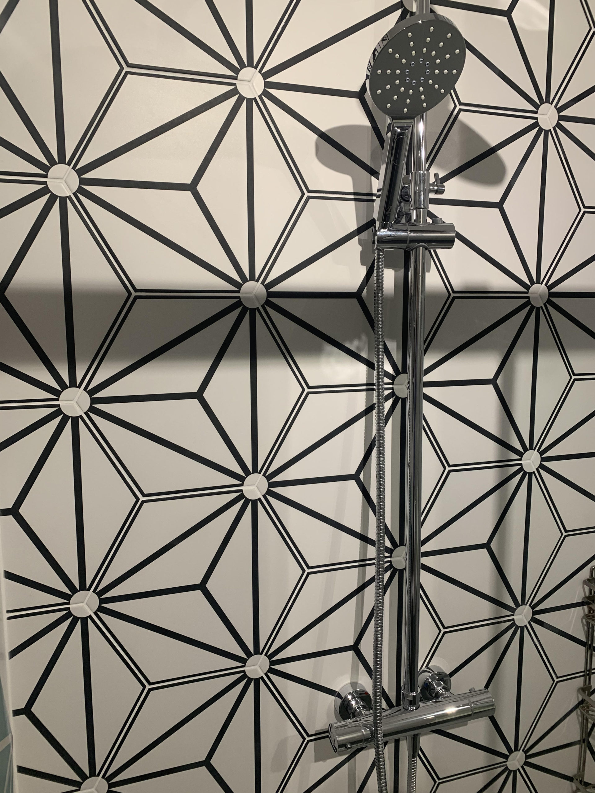 Geometric tiles range option1